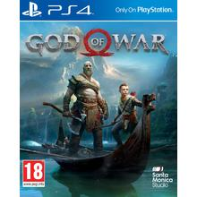 Spel God of War voor PS4