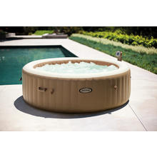 Opblaasbare Bubble Therapy jacuzzi INTEX