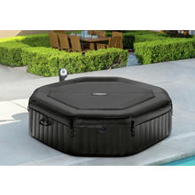 Jacuzzi gonflable Pure Spa Jet & Bubble deluxe INTEX