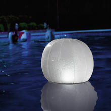 Boule LED flottante INTEX