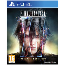 Spel Final Fantasy XV Royal Edition voor PS4