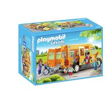 PLAYMOBIL® 9419 Bus scolaire de PLAYMOBIL