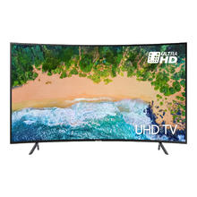 TV LED incurvée Ultra HD/4K Smart 123 cm SAMSUNG UE49NU7300W