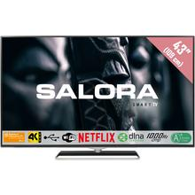 TV LED Ultra HD/4K Smart 109 cm SALORA 43UHX4500