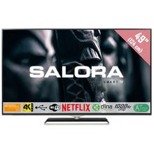 TV LED Ultra HD/4K Smart 124 cm SALORA 49UHX4500