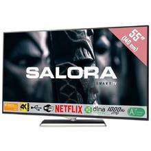TV LED Ultra HD/4K Smart 140 cm SALORA 55UHX4500