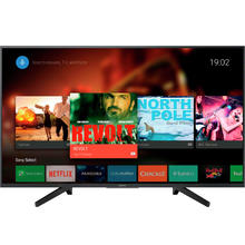Ultra HD/4K Smart led-tv 164 cm SONY KD-65XF7005