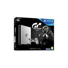 Pack PS4 Slim console + spel GT Sport Limited edition + 1 extra Dual Shock controller