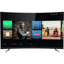 Curved Ultra HD/4K smart led-tv 123 cm THOMSON 49UD6596