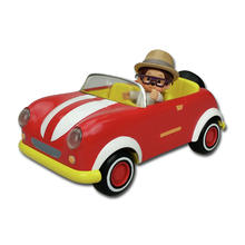 Lot Monchhichi Willow + voiture