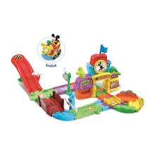 Tut Tut Bolides – Le circuit train interactif de Mickey VTECH