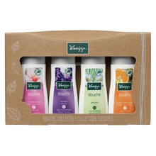 Coffret cadeau Collection Douches KNEIPP