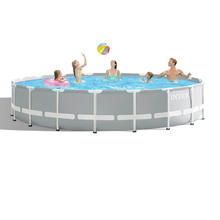 Kit piscine Frame Pool Ø 549 x H. 122 cm INTEX