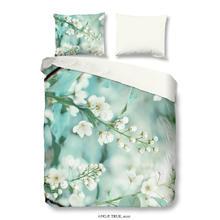 linge de lit housse de couette et drap housse pour le lit. Black Bedroom Furniture Sets. Home Design Ideas