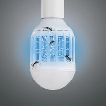 2-in-1 uv-insectenval met led-lamp EASYMAXX