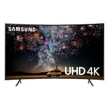 Curved Ultra HD/4K smart led-tv 138 cm SAMSUNG UE55RU7300W