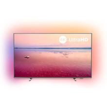 TV LED Ultra HD/4K smart avec Ambilight 3 côtés 126 cm PHILIPS 50PUS6754