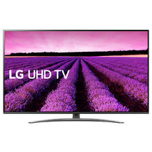 TV LED Ultra HD/4K smart 123 cm LG 49SM8200PLA