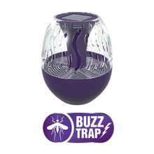 Destructeur d'insectes 'Solar Buzz Trap'