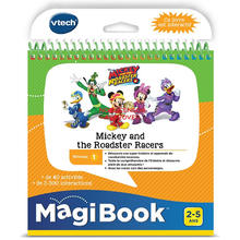 Mickey & The Roadster Racers MagiBook VTECH