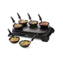 Set gourmet 2 en 1 DOMO DO8710W