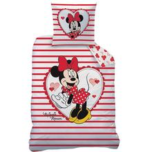 Dekbedovertrekset Minnie Mouse