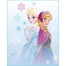 Plaid La Reine des Neiges