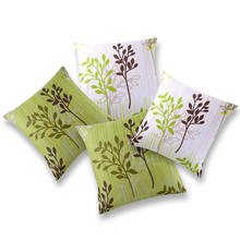 Lot de 4 taies Olive