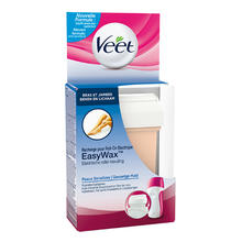 Recharge sensitive EasyWax VEET