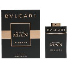 Eau de parfum Bvlgari Man In Black voor heren