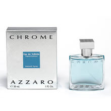 Eau de toilette Chrome by Azzaro