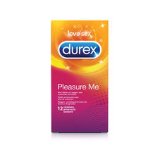 12 condooms Pleasure Me DUREX