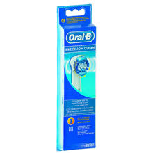 Set van 3 Precision Clean opzetborstels ORAL-B