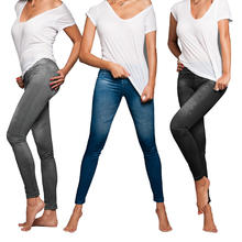 Lot de 3 Slim Jeggings