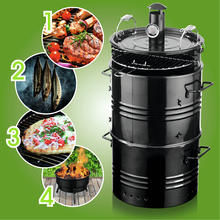 Barbecue 5-in-1 GOURMETMAXX