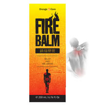 Baume chauffant Fire Balm ORANGE CARE