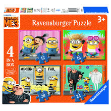 Puzzel Minion Fall RAVENSBURGER