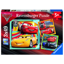 Puzzel Disney Cars 3 RAVENSBURGER