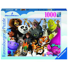 Puzzle Dreamworks family RAVENSBURGER