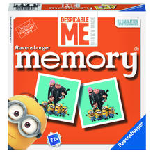 Despicable Me memory RAVENSBURGER