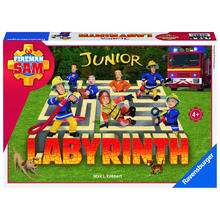 Junior labyrint brandweerman Sam RAVENSBURGER