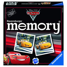 Disney Cars 3 Memory RAVENSBURGER