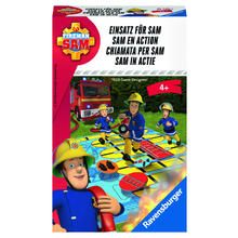 Pocketspel Sam in actie RAVENSBURGER
