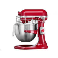KITCHENAID ROBOT DE CUISINE PROF ROUGE