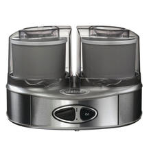 CUISINART ICE CREAM MAKER ICE40BCE DUO