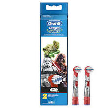 ORAL-B EB10 OPZETBORSTELS STAR WARS Stages Power de BRAUN