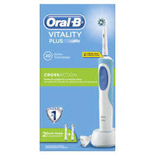 ORALB TANDENBORSTEL VITAL CROSS PLUS Vitality Crossaction 2D van BRAUN