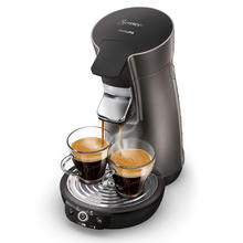 Senseo Viva Café Plus PHILIPS en DOUWE EGBERTS HD7831/50 CAFE GREY