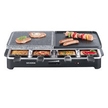 Steengrill/raclette 4-in-1 SEVERIN