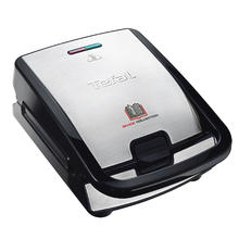 Wafelijzer/croque-monsieur 2 in 1 TEFAL